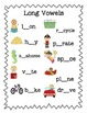 Long Vowel Roll-a-Word