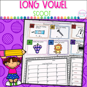 Long Vowel Scoot