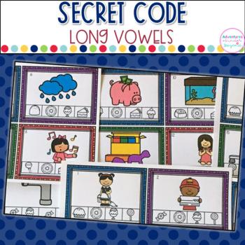 Long Vowel- Secret Code