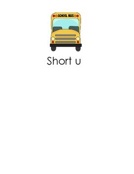 Long Vowel Short Vowel Sort