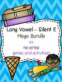 Long Vowel - Silent E Mega Bundle! [44 no-prep games and activities]