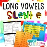 CVCe Unit | Long Vowels with Silent -e Unit