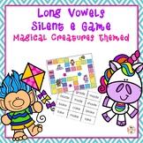 Long Vowel Silent e Game