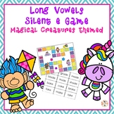 Long Vowel Silent e Game