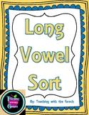 Long Vowel Sort
