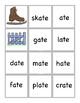 Long Vowel Sort and Match Vocabulary Word Activities