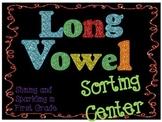 Long Vowel Sorting Center