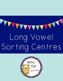 Long Vowel Sorting Center Activities