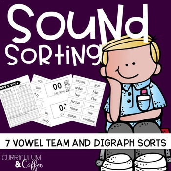 Interactive Long Vowel Sorts