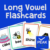 Long Vowel Sound Flashcards - FREEBIE!