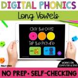 Distance Learning Long Vowel Sound Tappers - Digital Phoni