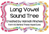 Long Vowel Sound Tree-Spelling Patterns