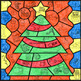 Long Vowel Sounds ~ Color by Sound ~ Christmas Tree