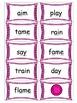 Long Vowel Spelling Card Game