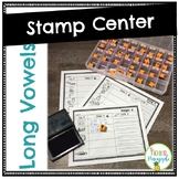 Long Vowel Stamping Center