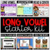 Long Vowel Starter Kit: Everything You Need to Teach Magic E