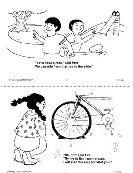 Long Vowel Stories: 1, 2, 3, Go