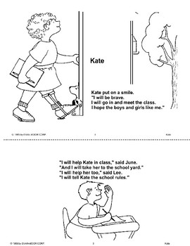 Long Vowel Stories: Kate