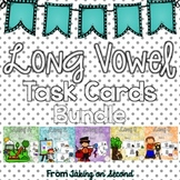 Long Vowel Task Card Bundle