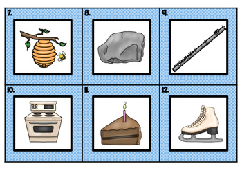 Long Vowel Task Cards {Silent E Practice}