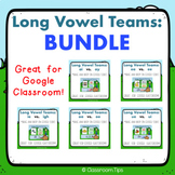 Long Vowel Teams (Distance Learning - Lucy Calkins Phonics