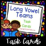 Long Vowel Team Task Cards