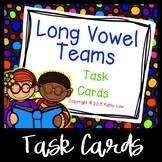 Long Vowel Team Task Cards