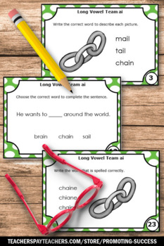 ay Word Family, Long a Vowels, 1st Grade Phonics Review Games