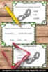 ay Word Family Task Cards, Long Vowel a Activities and Games SCOOT