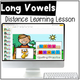 Long Vowel Teams - Distance Learning
