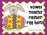 Long Vowel Teams Easter Egg Hunt