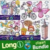 Long Vowel Teams -I- Clipart BUNDLE