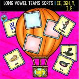 Long Vowel Teams I Sorts   ie, igh, y, i-e