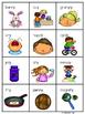 Long Vowel Teams: Y like E  & Y like I Bingo (Color and B&W)