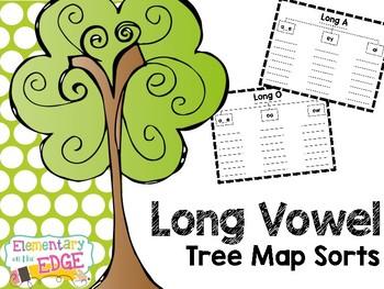 Long Vowel Tree Map Sorts