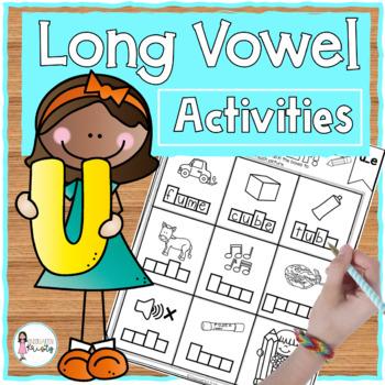 Long Vowel U Activities