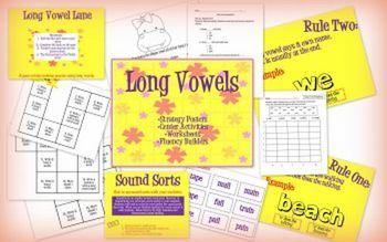 Long Vowel Unit