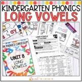 Kindergarten Long Vowel Unit