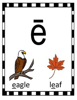 Long Vowel Visuals