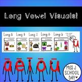 Long Vowel Visuals