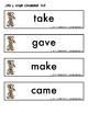 Long Vowel Word Detective Monkeys (Long A)