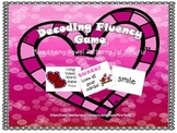 Long Vowel Word Game - Mixed Patterns (Valentine)