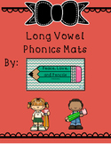 Long Vowel Word Mats