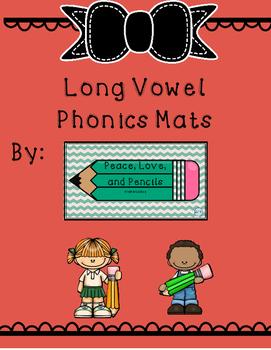Long Vowel Word Mats