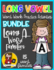 Long Vowel Word Work {MEGA BUNDLE}