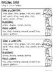 Long Vowel Word Work: Spelling Under Construction