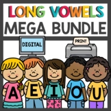 Long Vowel Word Working Mega Bundle
