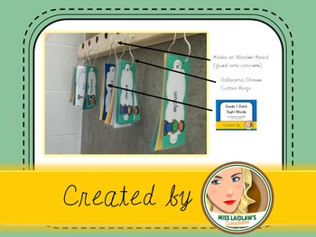 Long Vowel Words - Word Wall and Word Sort Cards