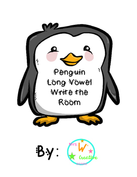 Long Vowel Write the Room