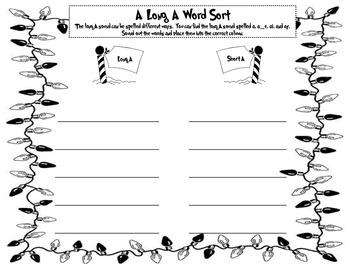 Long Vowel and Short Vowel Differentiation